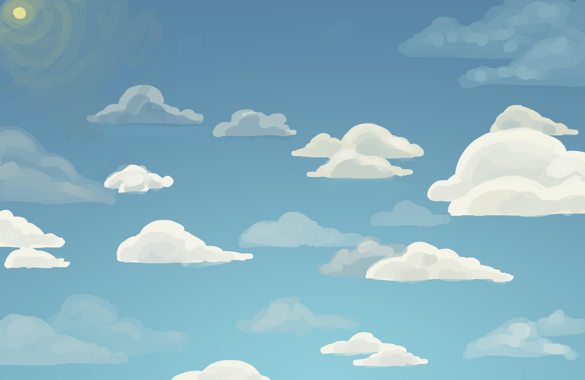 Some_clouds__sun_by_mattahan